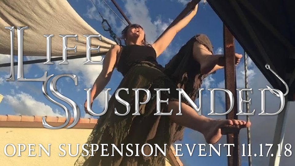 Life Suspended November 17th Event
